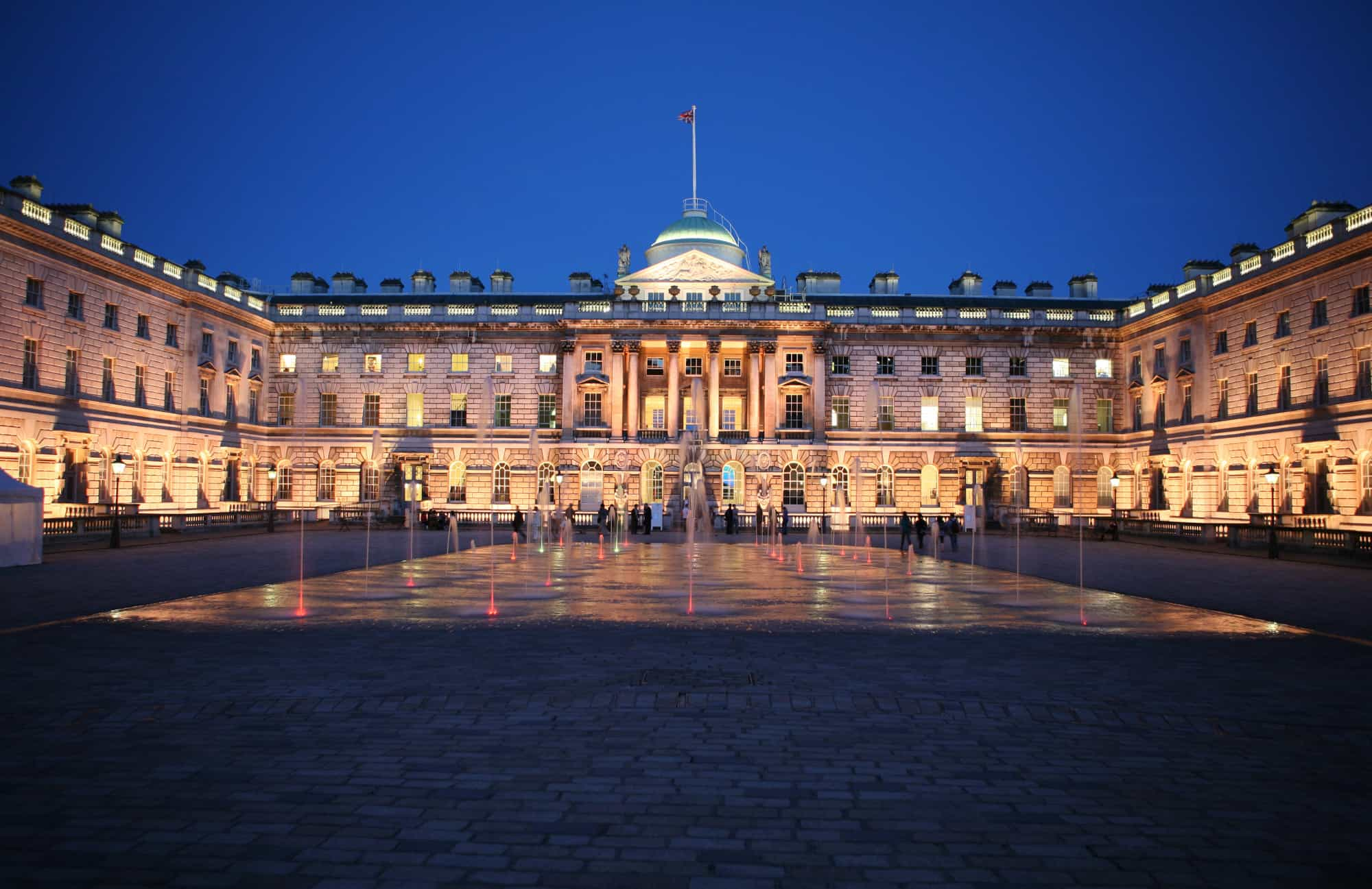 Somerset House installs UK's first Toucan Eco bio-cleaning system