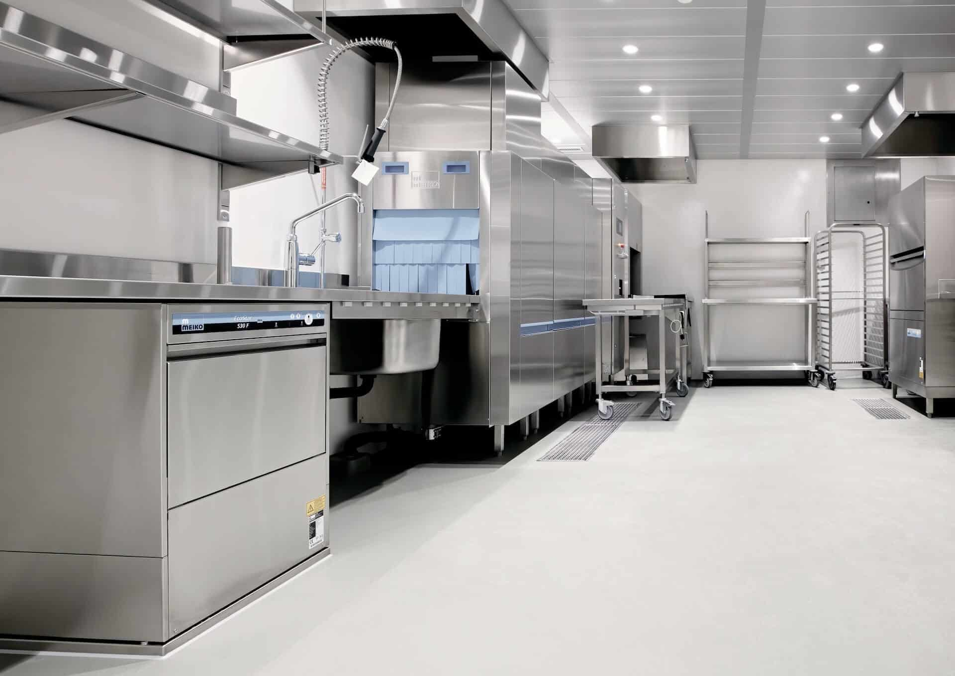 Professional kitchen cleaning products