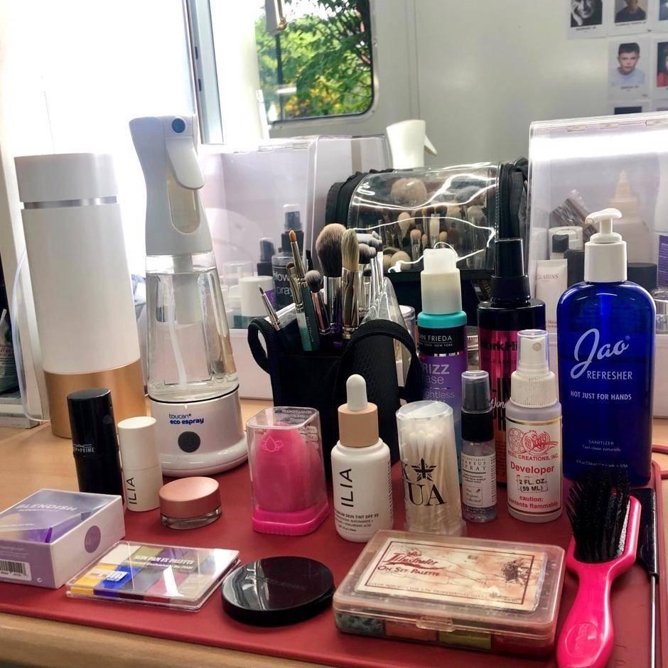 jacqui mallet make up kit
